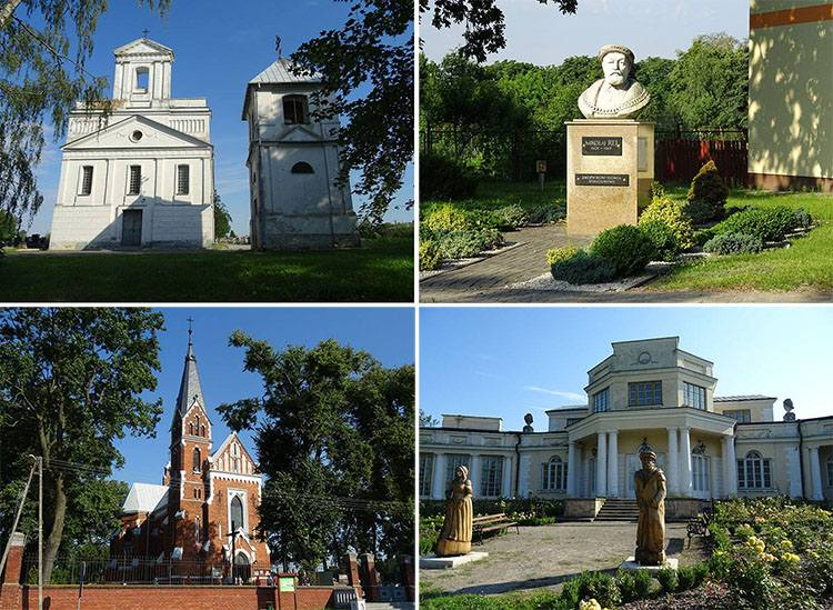 miasto Rejowiec ciekawostki zabytki atrakcje