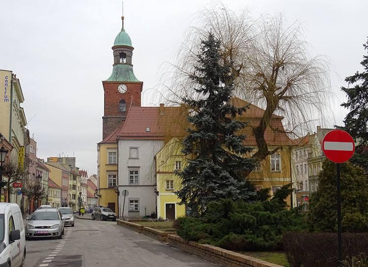 ratusz Środa Śląska ciekawostki atrakcje zabytki