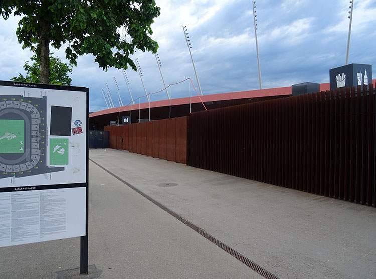 stadion FC Zurych ciekawostki atrakcje Szwajcaria