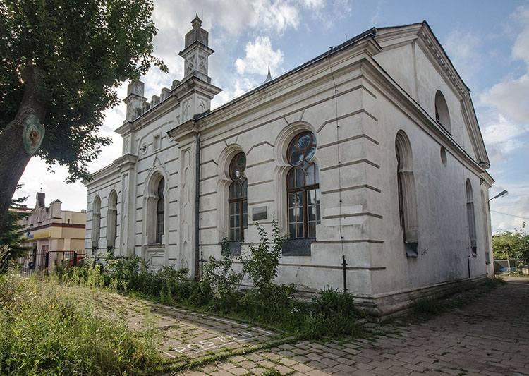 synagoga Konin ciekawostki atrakcje zabytki