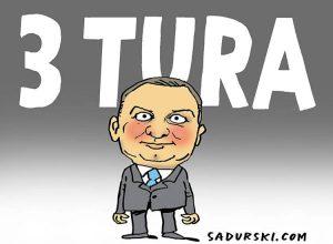 wybory 2020 prezydenckie wyniki II tura Duda Trzaskowski komentarze opinie