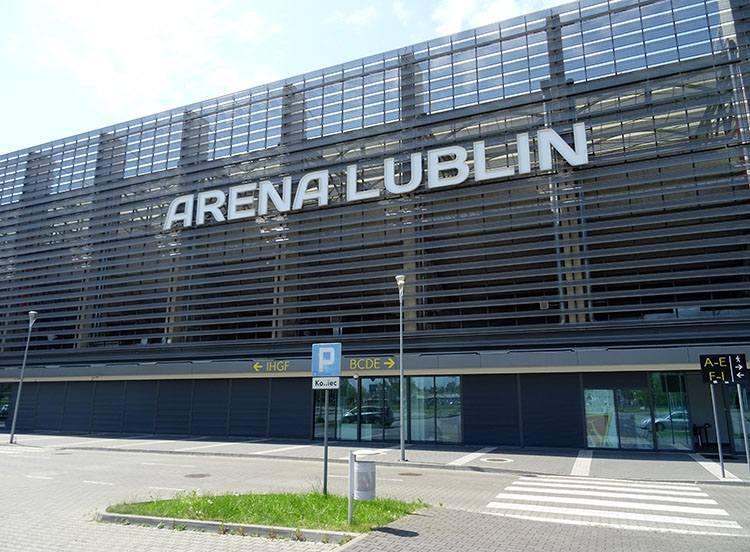 Arena Lublin ciekawostki atrakcje zabytki