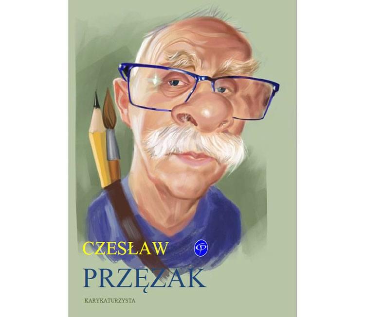 Czesław Przęzak wystawa Wrocław katalog okladka