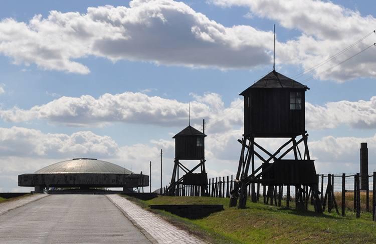 Majdanek obóz koncentracyjny Lublin ciekawostki atrakcje