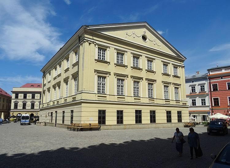 Trybunał Wielki Koronny Lublin ciekawostki atrakcje zabytki
