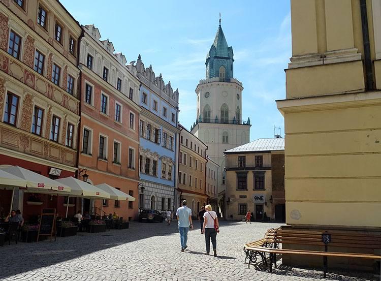 Wieża Trynitarska Lublin ciekawostki atrakcje zabytki