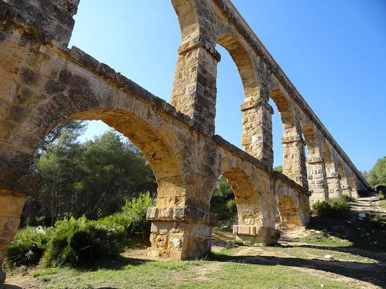 akwedukt Tarragona Katalonia ciekawostki atrakcje zabytki