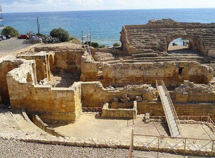 amfiteatr Tarragona Katalonia ciekawostki atrakcje zabytki