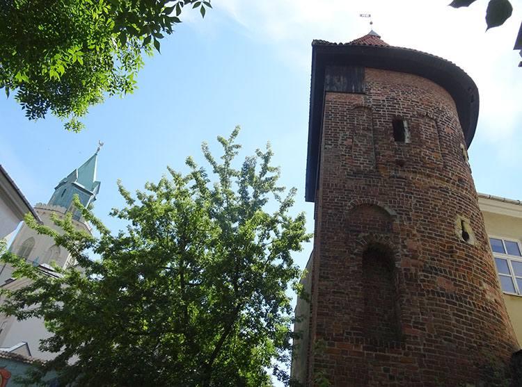 baszta gotycka Lublin ciekawostki atrakcje zabytki