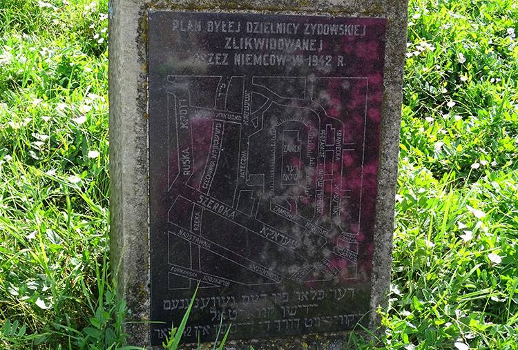 dzielnica żydowska Lublin ciekawostki atrakcje zabytki
