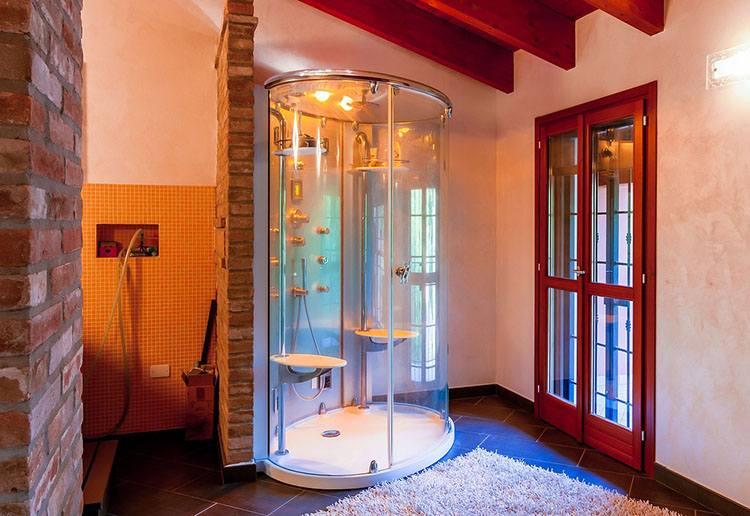 kabina prysznicowa prysznic ciekawostki prysznice natrysk historia