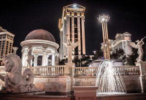 Caesar's Palace Las Vegas kasyna ciekawostki mobilne kasyno