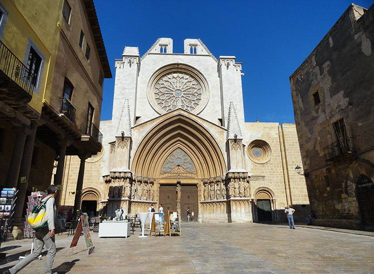 katedra Tarragona Katalonia ciekawostki atrakcje zabytki