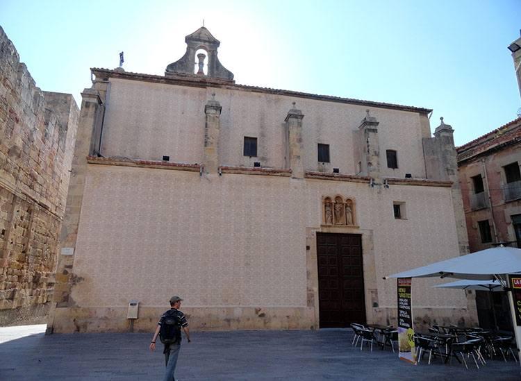 kościół Tarragona Katalonia ciekawostki atrakcje zabytki