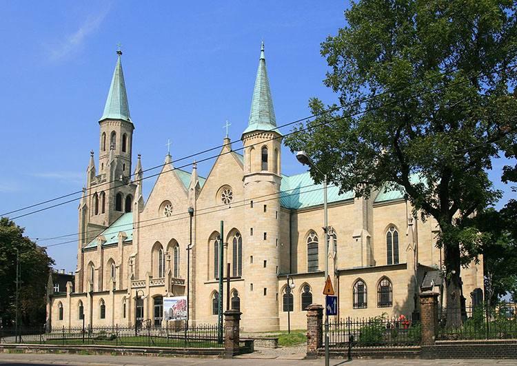 kościół św. Barbary Chorzów ciekawostki atrakcje zabytki