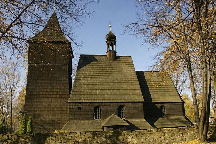 kościół św. Wawrzyńca Chorzów ciekawostki atrakcje zabytki