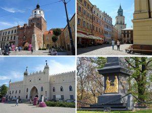 miasto Lublin ciekawostki atrakcje zabytki