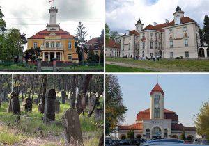 miasto gmina Otwock ciekawostki atrakcje zabytki