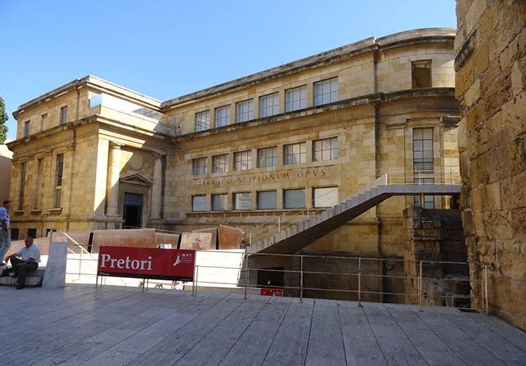 muzeum archeologiczne Tarragona Katalonia ciekawostki atrakcje zabytki