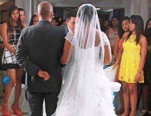 panna młoda dzień ślubu wesele ślub