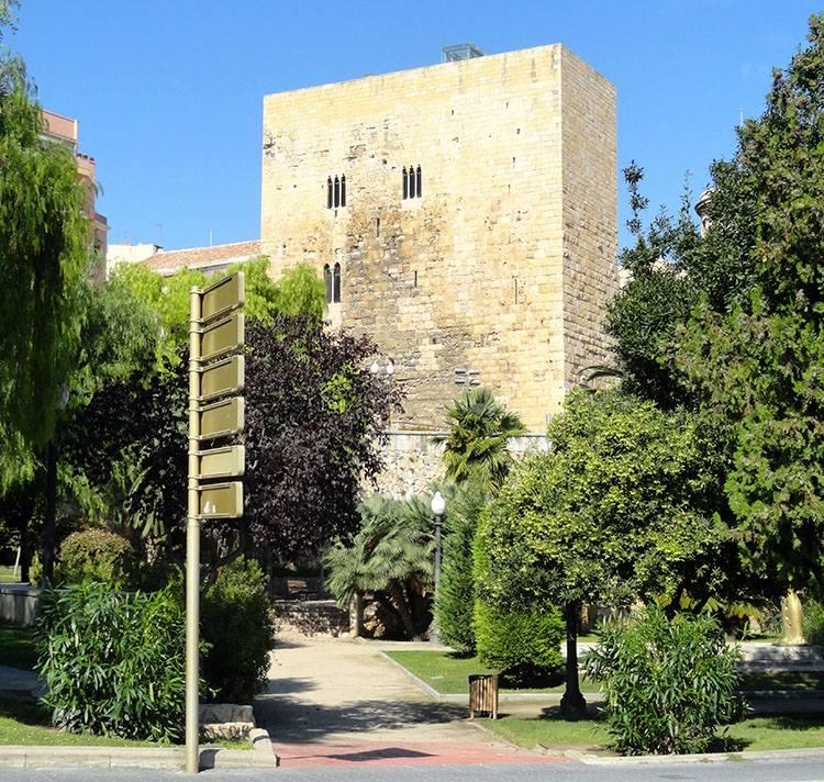 pretorium Tarragona Katalonia ciekawostki atrakcje zabytki
