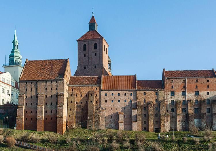 spichrze kościół św. Mikołaja Grudziądz ciekawostki zabytki atrakcje