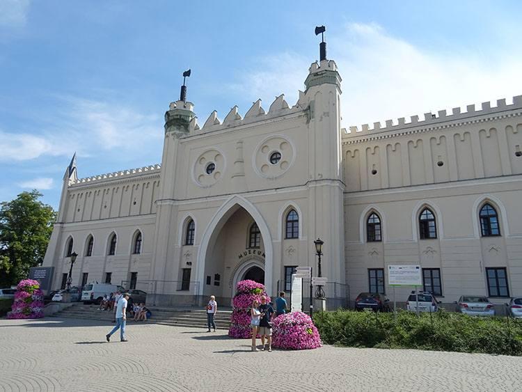 zamek Lublin ciekawostki atrakcje zabytki