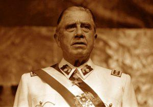 Augusto Pinochet Chile Santiago pucz