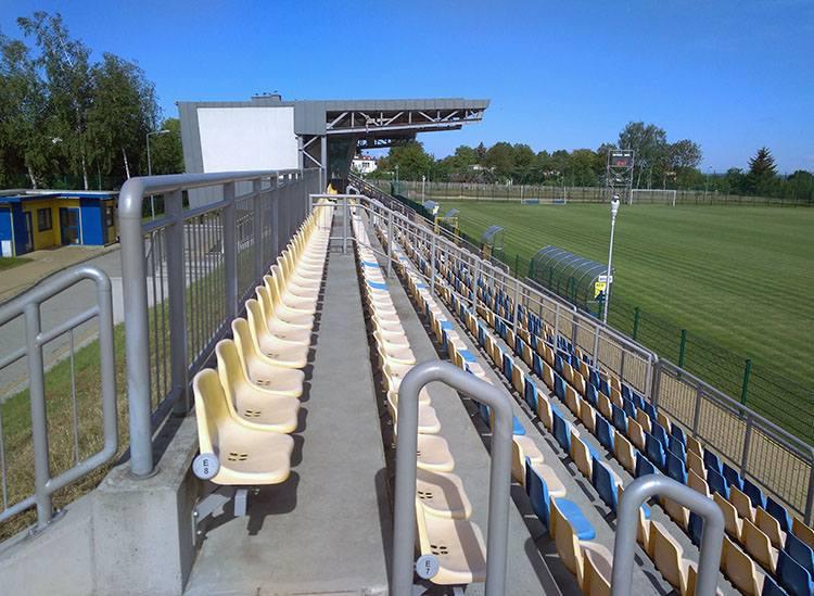 Avia Świdnik stadion ciekawostki