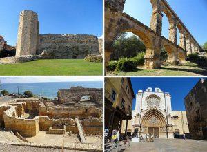 Hiszpania miasto Tarragona Katalonia ciekawostki atrakcje zabytki