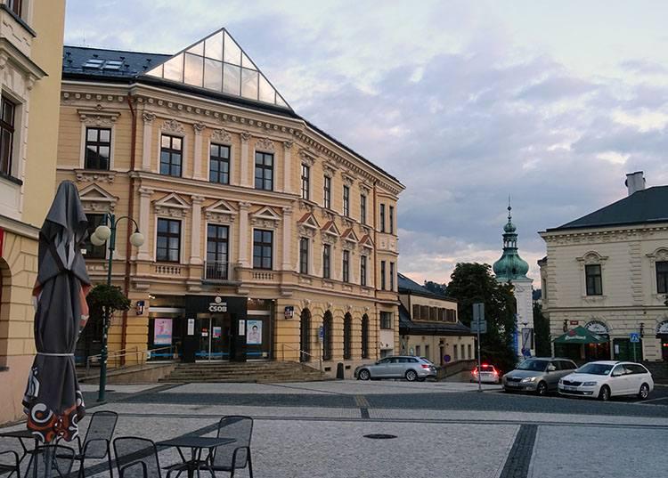 miasto Jablonec nad Nysą Nisou Czechy ciekawostki zabytki
