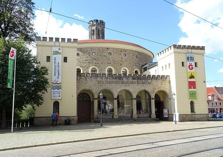 Muzeum Kulturhistorisches Goerlitz ciekawostki zabytki atrakcje