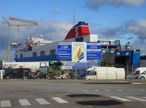 Nynashamn port prom Gdańsk ciekawostki atrakcje historia co zobaczyć Szwecja