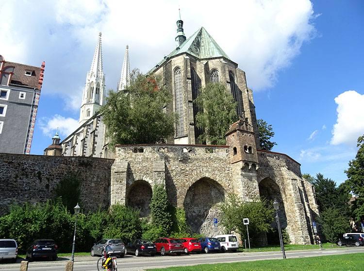 Peterkirche kościół Goerlitz ciekawostki zabytki atrakcje
