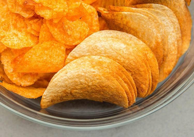 Pringles Pringlesy chipsy ciekawostki czipsy historia przekąski ziemniaki