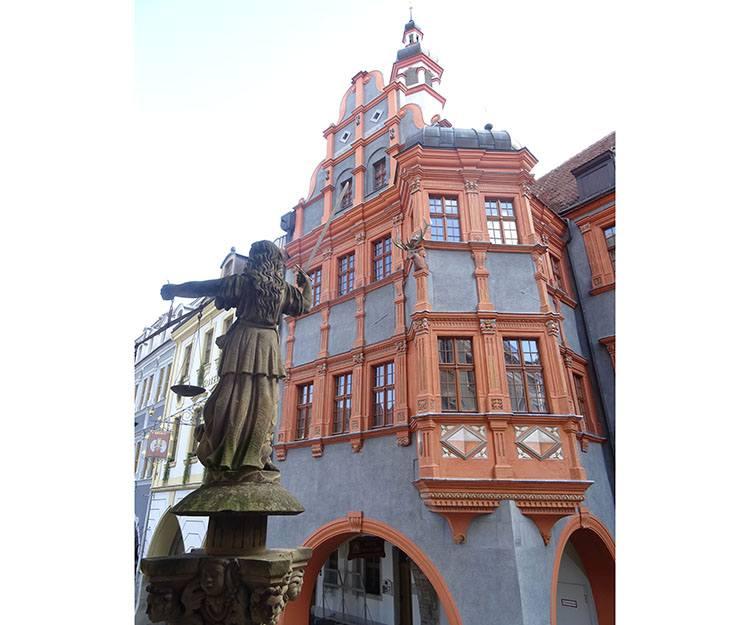 Schonhof muzeum Goerlitz ciekawostki zabytki atrakcje