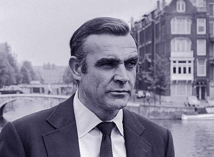 Sean Connery agent James Bond Warszawa IPN ciekawostki
