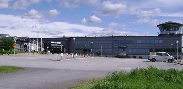 Seinajoki Finlandia lotniska porty lotnicze