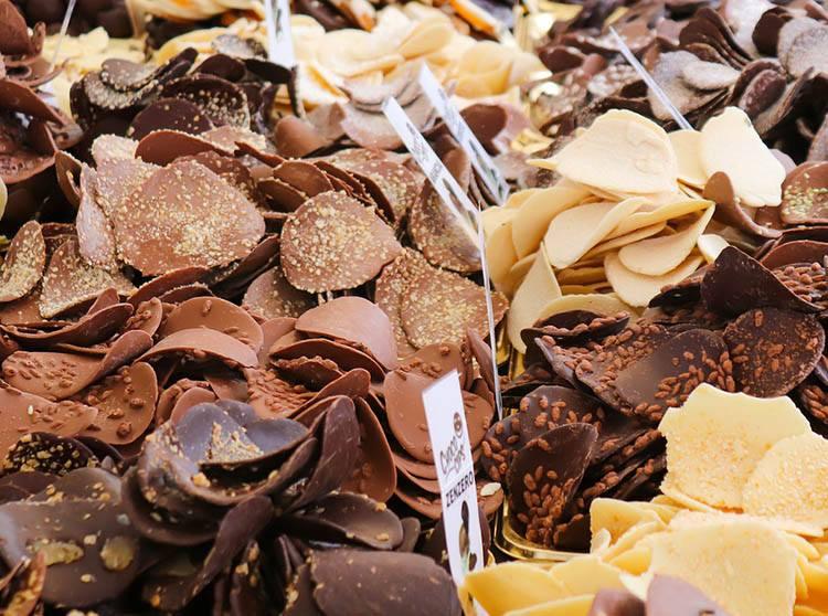 słodycze słodkie chipsy ciekawostki czipsy historia przekąski ziemniaki