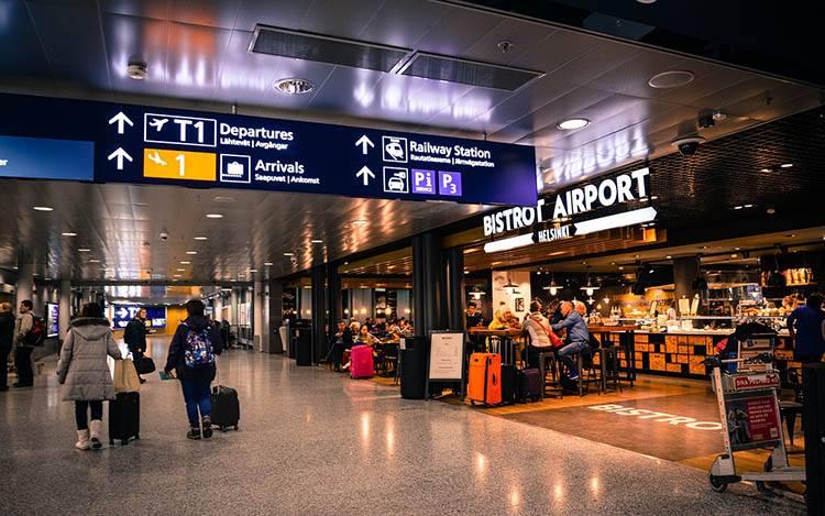 duty free Shoppers ciekawostki lotniska Chuck Feeney