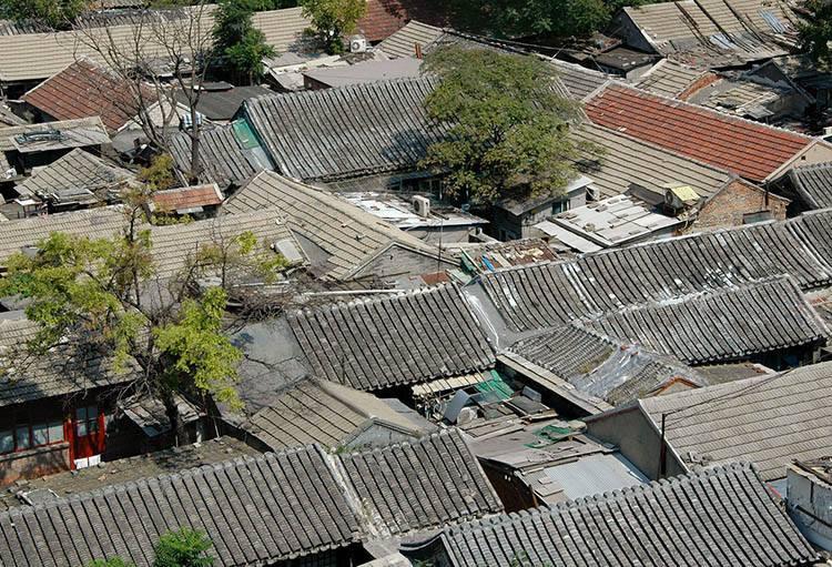 hutong Chiny Pekin ciekawostki hutongi historia