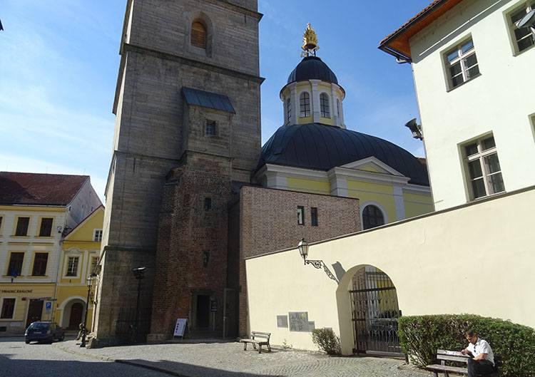 kaplica św. Klemensa Hradec Kralove Czechy ciekawostki atrakcje zabytki