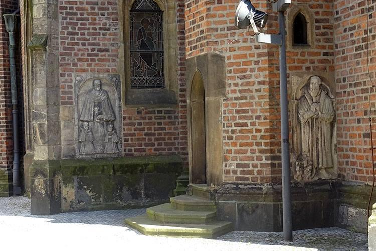 katedra Hradec Kralove Czechy ciekawostki atrakcje zabytki