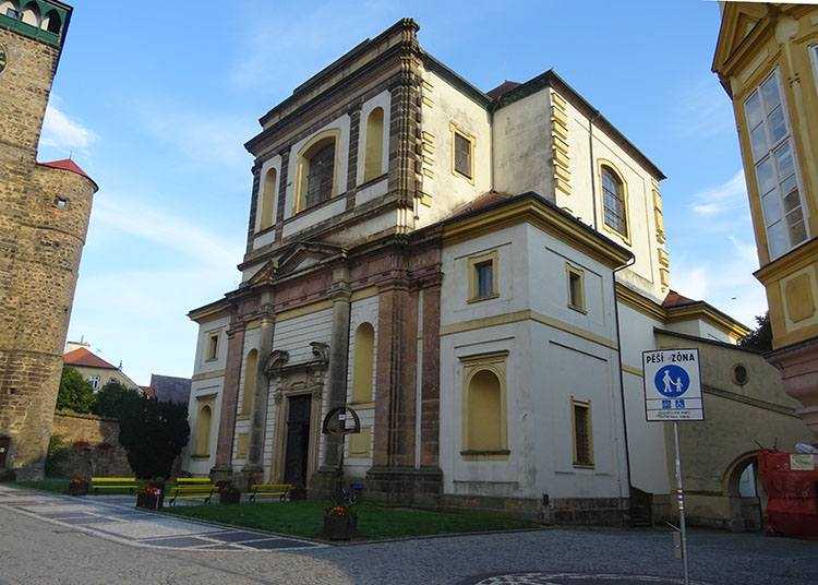 kościół św. Jakuba Jiczyn Czechy ciekawostki atrakcje zabytki
