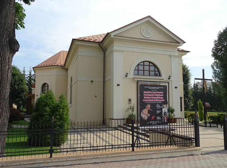 kościół Trójcy Krasnystaw ciekawostki atrakcje zabytki
