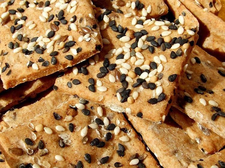 krakers krakersy ciekawostki historia przekąski herbatniki