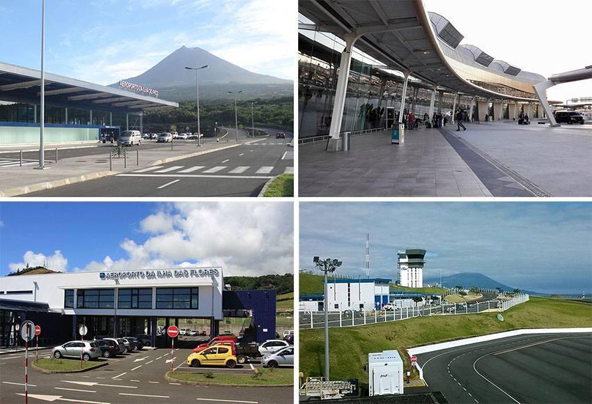 lotniska Portugalia lotnisko Portugalii ciekawostki informacje