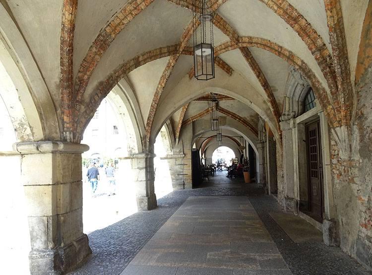 stare miasto Goerlitz ciekawostki zabytki atrakcje