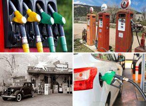 stacje paliw benzynowe ciekawostki historia benzyna