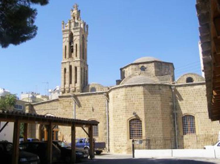 świątynia Nikozja Cypr ciekawostki lotnisko lotniska